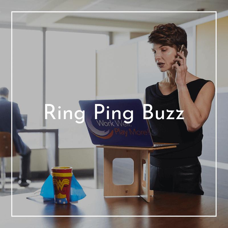 Ring Ping Buzz